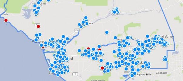 Foreclosure Filings in Ventura County Jumped