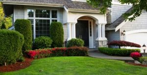 Well-Maintained Yard Boosts Property Value