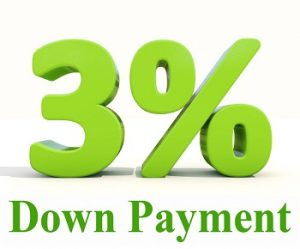 3 Percent Down Payment