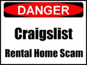 Warning-Los Angeles Rental Scam